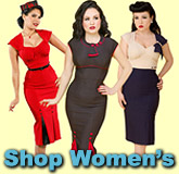 Vintage Inspired Clothing For Ladies