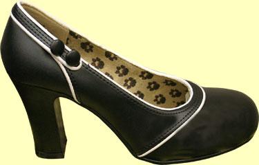 Daddy O's rockabilly shoes