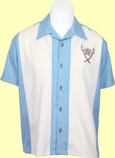 64234d88 Daddy-O's Bowling Shirts - Retro & Custom Bowling Shirts